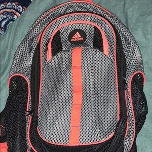 Adidas Mesh Backpack